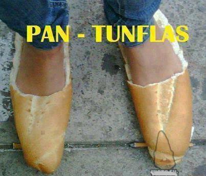 Pan-tuflas - meme
