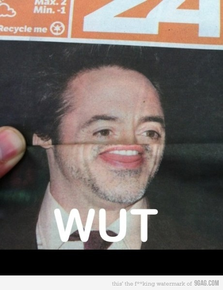 Robert Derpy Jr. - meme