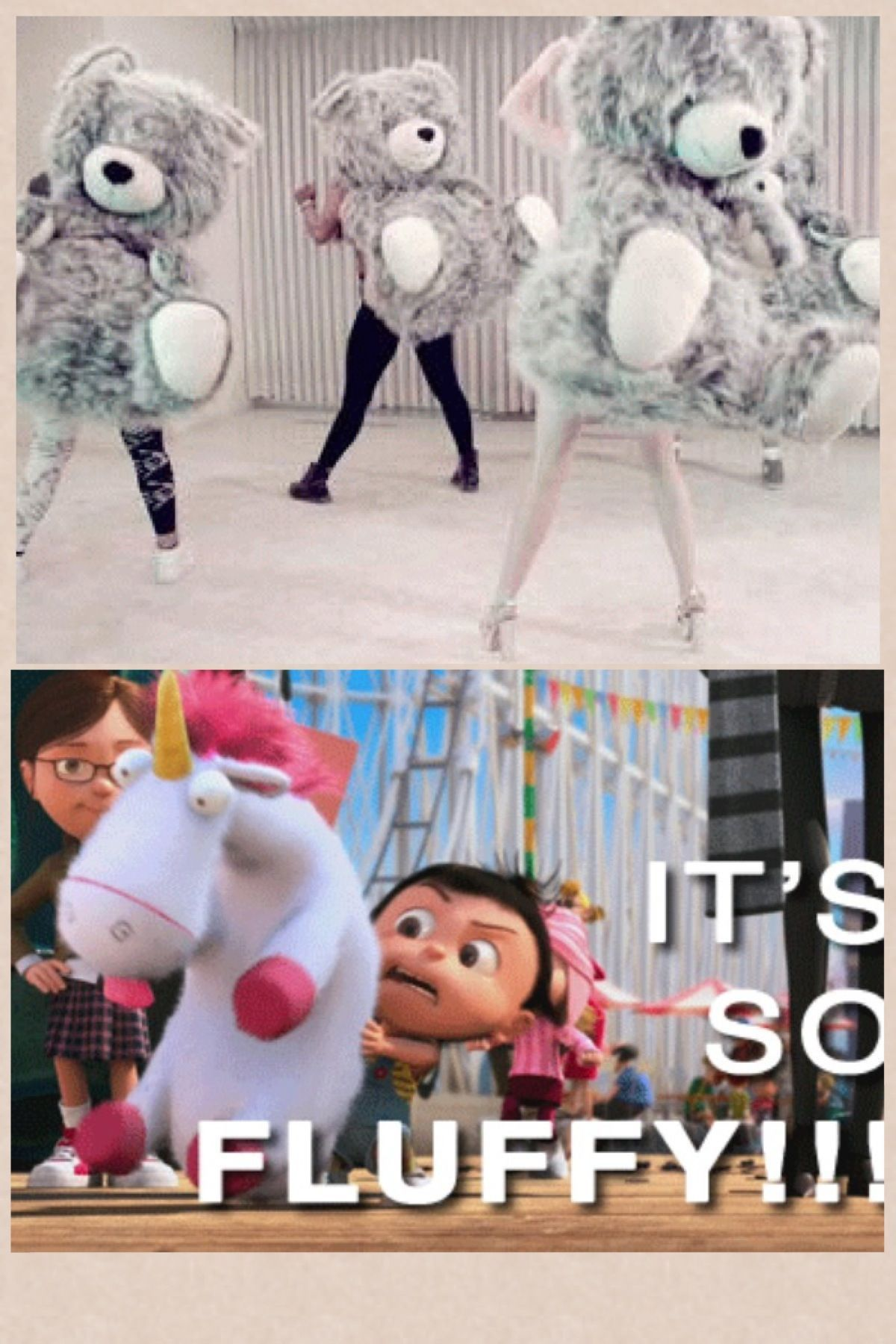 So fluffy - meme