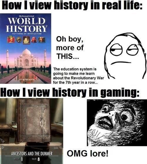 dat history