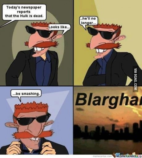 Oh Nigel - meme