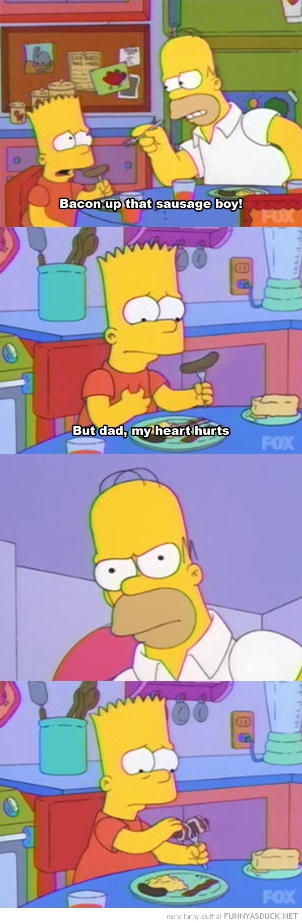eat the sausage - meme