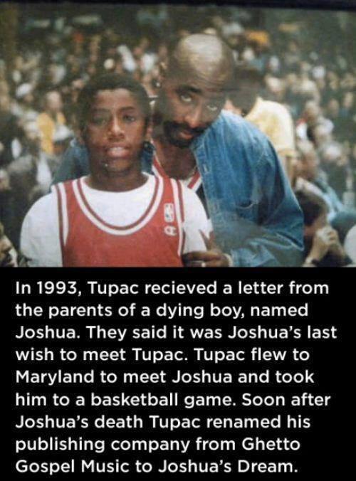 Good guy tupac r.i.p - meme
