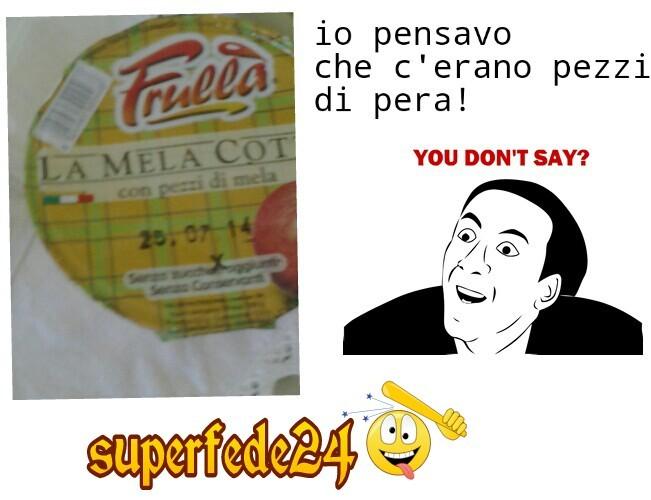 cito superfede24 :foreveralone: - meme