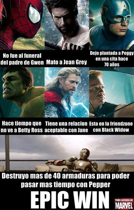avengers - Meme subido por megabarcafk :) Memedroid