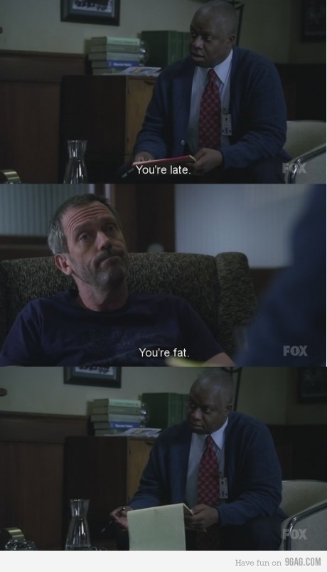house knows whats up - meme