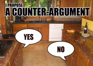 counter argument - meme
