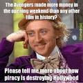 Piracy FTW