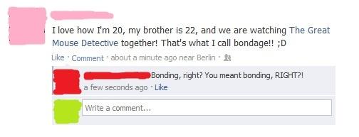 Bondage.. - meme