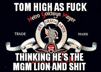 get down tom!!!! - meme