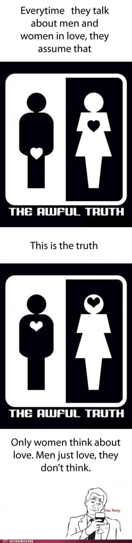 The Awful Awful Truth - meme