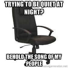 Squeaky Piece of... - meme