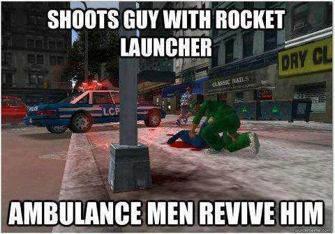 GTA logic #2 - meme