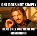 Memes on memedroid