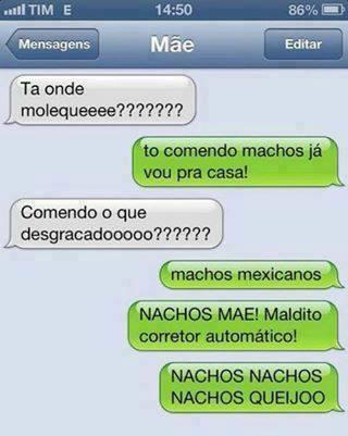 Nachos... - meme