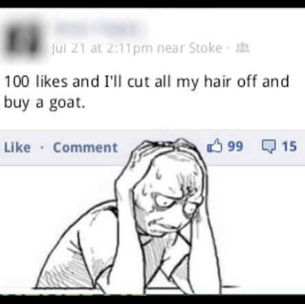 Goats - meme