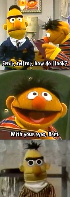 Ernie Pls - meme