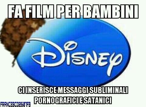 scumbag disney motherfucker - meme
