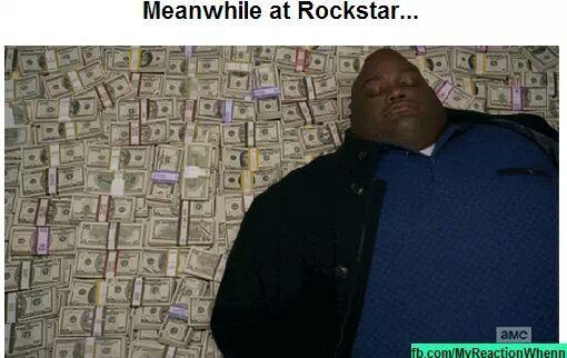 Millions of dollars, millions of dollars - meme