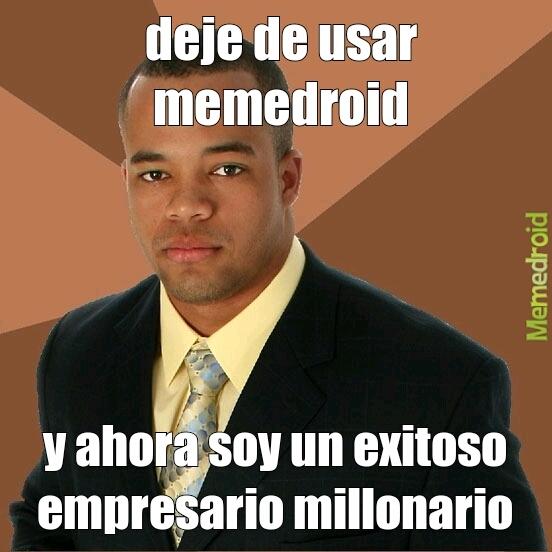 millonario - meme