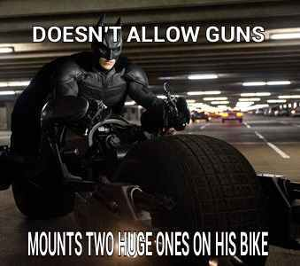 Scumbag Batman - meme