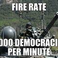 democracy!!... why not Zoidberg?