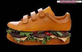les chaussure sandwiche - meme