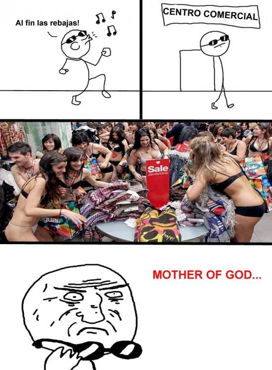 Mother of...     Me Gusta - meme