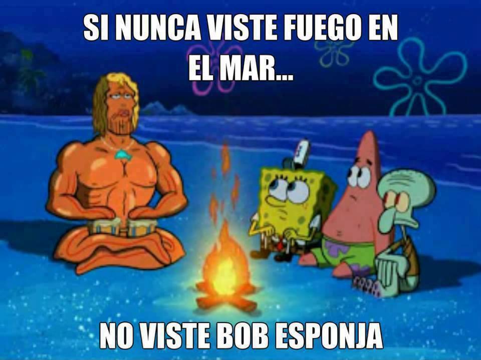 Fuego En El Mar Meme By Elmerotatascan2020 Memedroid