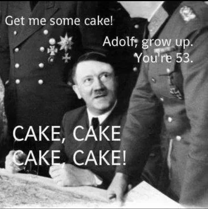 I bet ill be the same when I'm 53 minus the holocaust - meme