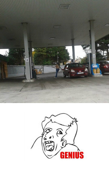 genius!!!! - meme