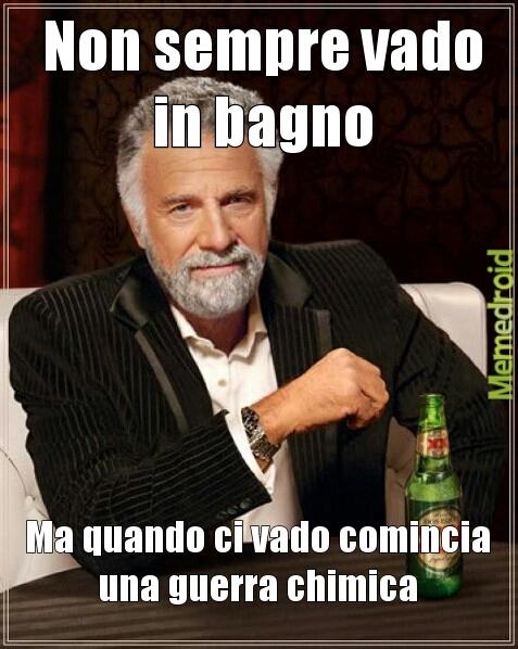 bagno - meme