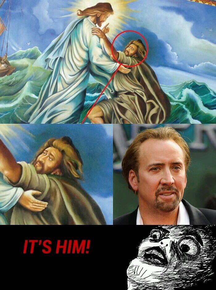 IT'S HIM!!! - meme