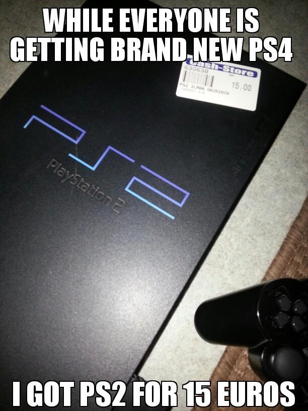 fav playstation game? - meme