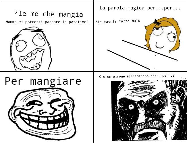 Stronzo...aahahahahahahahahahha - meme