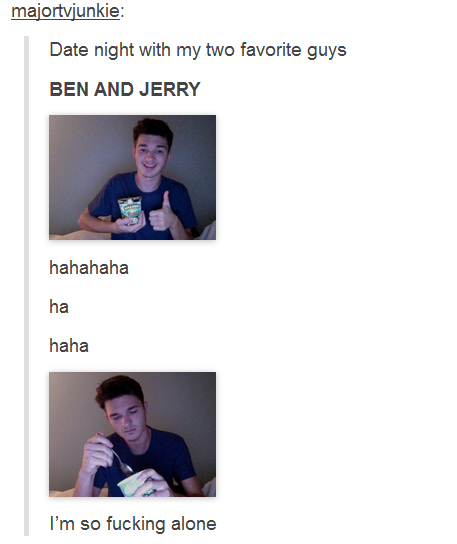 Ben and Jerry - meme