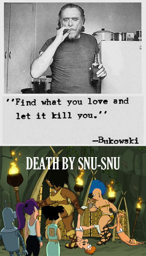 DEATH BY SNU-SNU FOR 5TH COMMENT! - meme