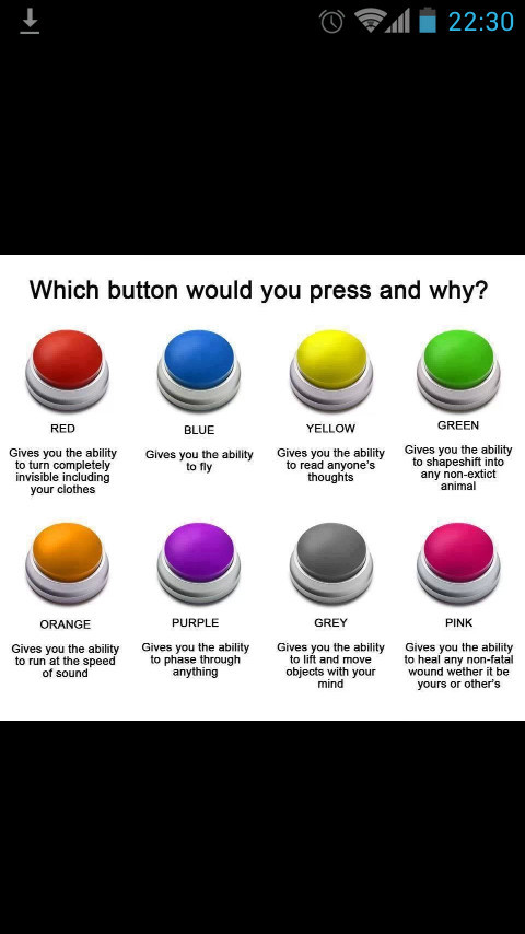 Which one would you pick? - meme