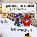 club penguin STDs
