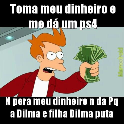 Dilma Rousseff ideologia - meme