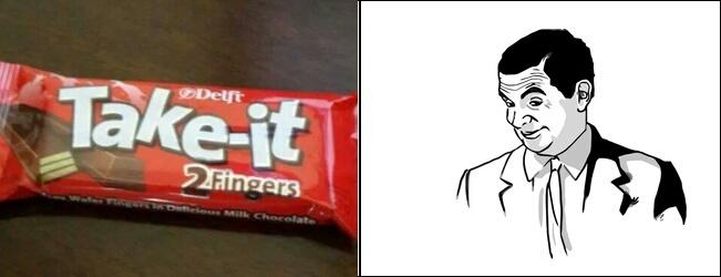 Kit Kat knock off - meme