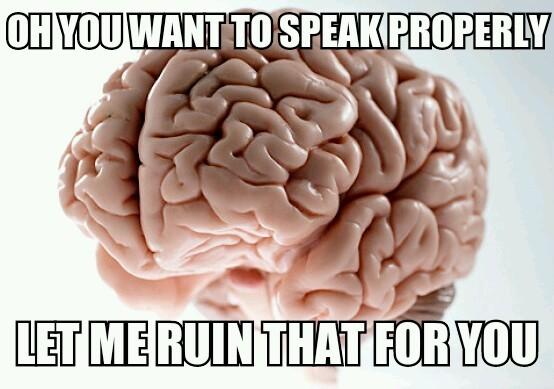 brain why... - meme