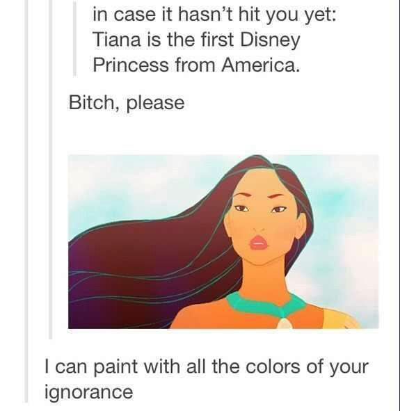 paint the colours of your ignorance - meme