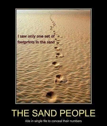 52a8016767335 the real reason there was only one set of footprints in the sand