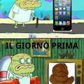 ***LEGGI TUTTO*** 1)Non aggreditemi se vi piacciono gli I-Phone 2)E il mio primo meme con una template:allthethings: 3)Spam Zone Apertaaaaa