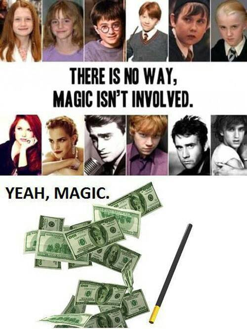 Magic  - meme