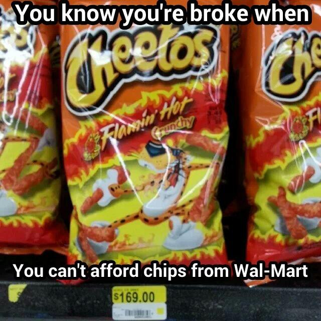 Wal-Marts bargains - meme