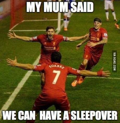 Sleepover!! - meme