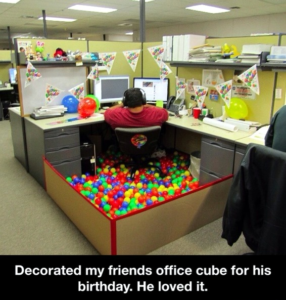 Friends office - meme