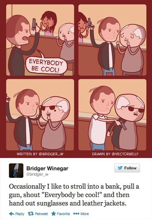 twitter comic - meme